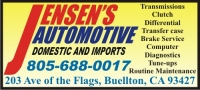 Jensen's Automotive